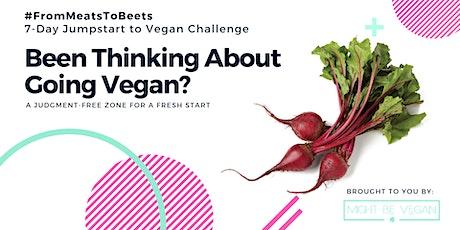 7-Day Jumpstart to Vegan Challenge | San Jose tickets