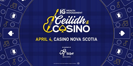 IG Wealth Management Ceilidh and Casino (19+) tickets
