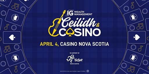 IG Wealth Management Ceilidh and Casino (19+)