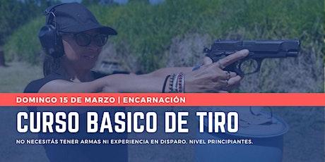 Curso Básico de Tiro en Encarnación tickets