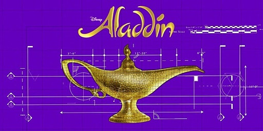 Aladdin - A Panto for the Community Evening Show