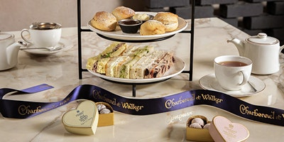 The Monmouth Edition: Charbonnel et Walker Afternoon Tea