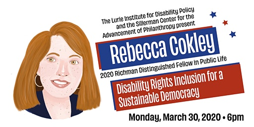 Disability Rights Inclusion for a Sustainable Democracy