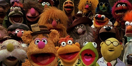Throwback Cinema: THE GREAT MUPPET CAPER (1981)  tickets