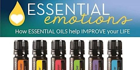 Emotional Benefits of Essential Oils Workshop tickets