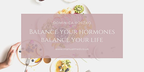 Balance Your Hormones Balance Your Life tickets
