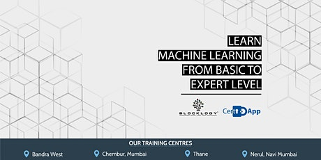 Certification in Machine Learning tickets