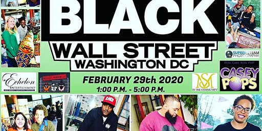 Black Wall Street Washington D.C.