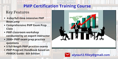 PMP  Training Course in Madison, WI tickets