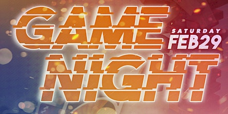 Kings and Queens Game Night  tickets
