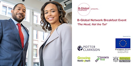 B Global network breakfast event – 'the head, not the tail' tickets