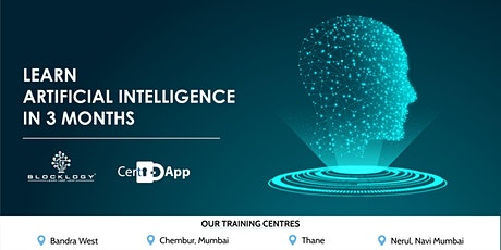 Certification in Artificial Intelligence tickets