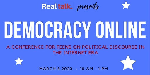 Democracy Online: A Political Discourse Conference for Teens