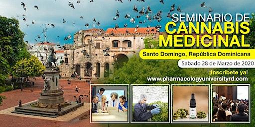 Seminario de Cannabis Medicinal Santo Domingo