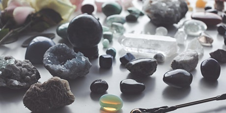 Working with Crystals - An Introduction tickets