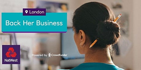 Back Her Business - Turning ideas into business #IWD #EachForEqual tickets
