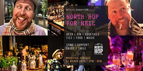 North Hop for Neil - POSTPONED, NEW DATE TBA tickets