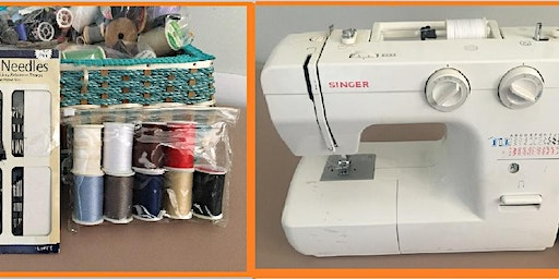 3/2/20  - 3/6/20  Sewing Basics: Needle, Thread and Sewing Machine