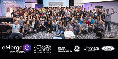 eMerge Americas Hackathon 2020 tickets