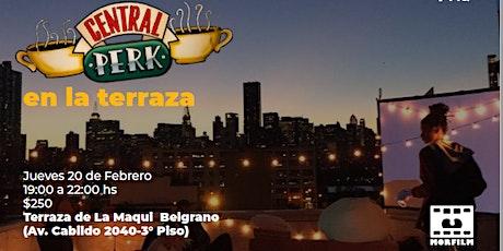 Central Perk en la Terraza entradas