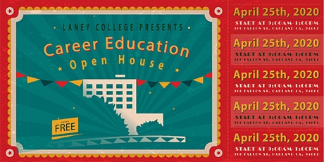 Career Education Open House tickets