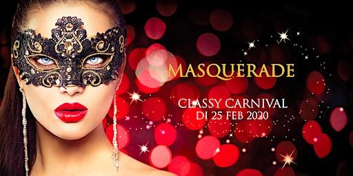 Masquerade Carnival Party