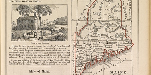 Teaching Maine with Primary Sources