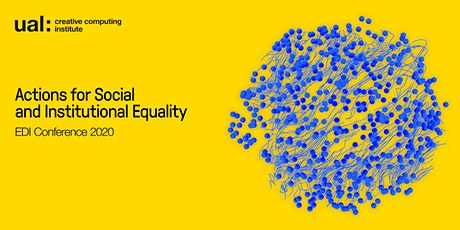 EDI Conference 2020: Actions for Social and Institutional Equality tickets