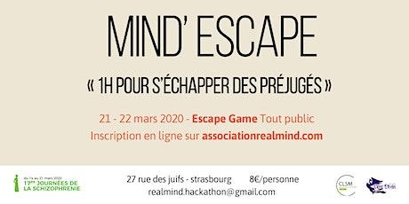 Escape Game, si tu aimes les énigmes, c'est le moment ! billets