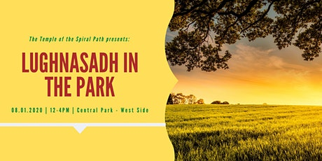 TSP's 2020 Lughnasadh Ritual in the Park! tickets
