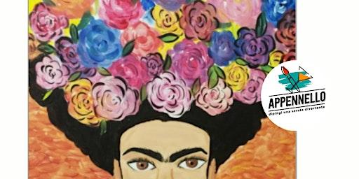Milano: Frida fiorita, un aperitivo Appennello