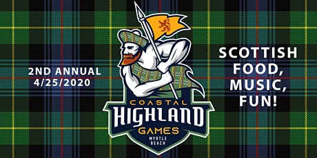 2020 Coastal Highland Games tickets