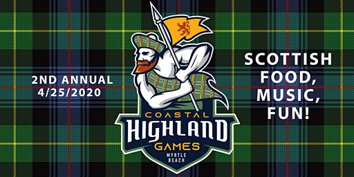 2020 Coastal Highland Games