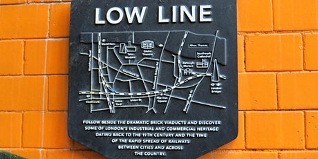 The Low Line - Bermondsey, Borough and Bankside from a different angle tickets