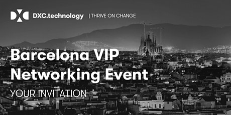 Barcelona VIP Networking event - Community Summit 2020 entradas