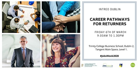 Career Pathways for Returners tickets