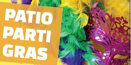 Mardi Gras Parade - Patio Parti at Dick's Last Resort tickets