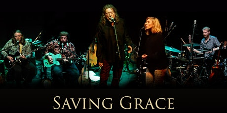 (NEW DATE 13.02.21): Saving Grace – featuring ROBERT PLANT and SUZI DIAN tickets