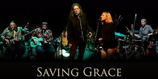 Saving Grace – featuring ROBERT PLANT and SUZI DIAN