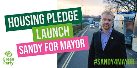 Green Mayoral Candidate pledge Launch - Housing tickets