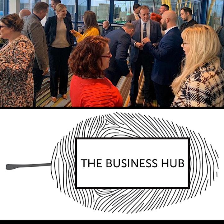 The Business Hub -Free Networking at David Lloyds. image