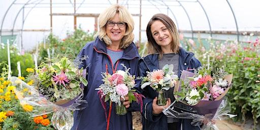 Hand-tied bouquet workshop, June (Cheltenham, Gloucestershire)