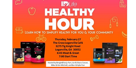 Healthy Hour & Heart Health Event tickets