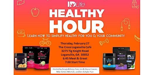 Healthy Hour & Heart Health Event