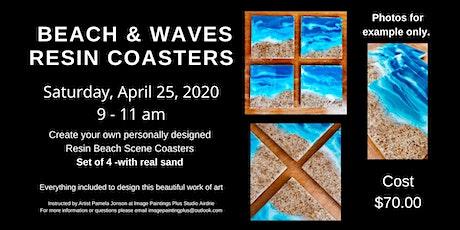 Beach Coasters Workshop tickets