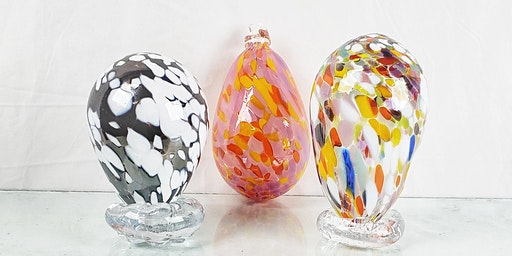 GLASS BLOWING Create-Your-Own Easter Egg