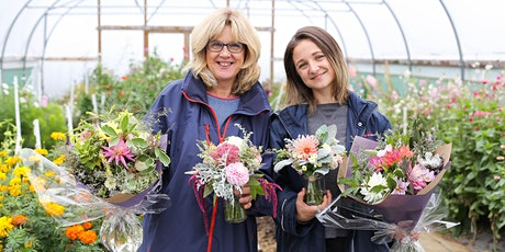Hand-tied bouquet workshop, September (Cheltenham, Gloucestershire) tickets