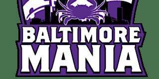 Baltimore Mania Soccer Tournament Dinner