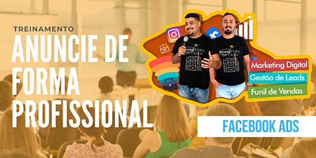 Treinamento - Tenha Mais Vendas Atráves do Facebook e do Marketing Digital ingressos