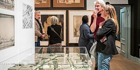 Gratis excursie naar Haags Historisch Museum: Nooit gebouwd Den Haag tickets